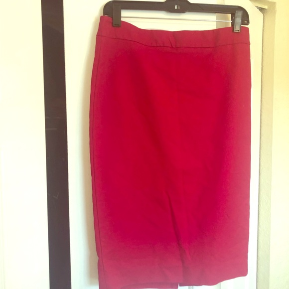The Limited Dresses & Skirts - Red Skirt